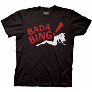 Bada Bing T-shirt from The Sopranos HBO
